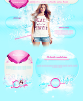 Palvin Barbara Premade Layout by cherryproductionsorg