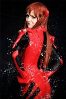 Asuka Langley by ver1sa