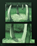 Mage's Grove animation background by Jay-the-Great