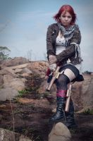 post apocalyptic I by puppetmissing
