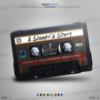 A Sinner's Story - Cover by Crazed-Artist