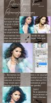 Tutorial para hacer fotomontajes. by AboutHelpPhotoshop