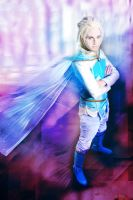 Elsa (Male Version Gender bender), Disney's Frozen by Hadukoushi