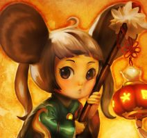 blade and soul rin2 by pandora093