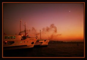 Sailing to the Right Way by HKi