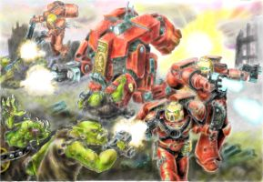 Assault Colour by dukeleto