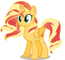 Happy Sunset Day? by Orin331