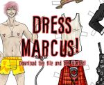 DRESS UP GAME! (Paper version) by Harkill