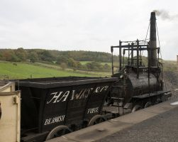 Beamish steam stock 9 by Random-Acts-Stock
