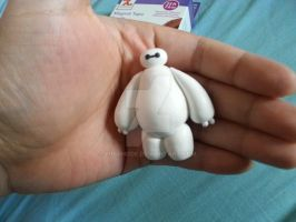 Baymax from Big Hero 6 by MiaRhode