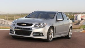 2014 Chevrolet SS by sfaber95