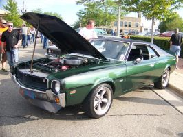 Mean Green Javelin by PhotoDrive