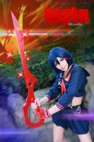 Kill la Kill Matoi Ryuko by multipack223