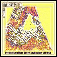 Pyramids on Mars by MushroomBrain