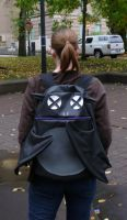 Dead Bat Backpack by DeadBackpacks