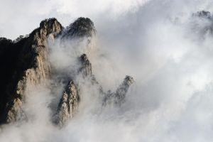 Huang Shan Mountain-50 by SAMLIM