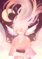 The Angel by Ur-Style