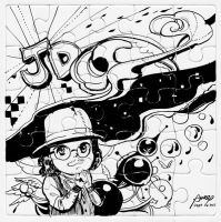 2013-9-3 JD puzzle by amoykid