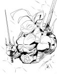 Raphael Inks by Cretain