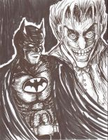 Batman's Tormentor by FreeTheCows