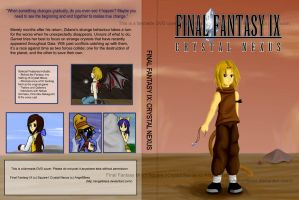 FFIX:CN DVD cover by AngelBless