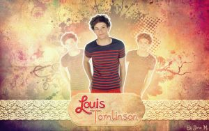 Louis Tomlinson by Jii91