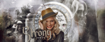 Candice Accola - Strong by DarkFairy007