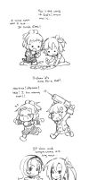 forever a pea by Ge-B