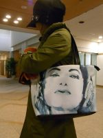 Michael Jackson -Scream Bag by HitomiOsanai