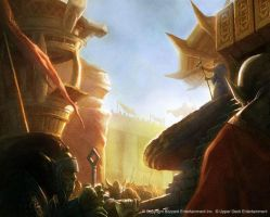 Orc War: Promotional Image by Concept-Art-House