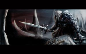 Arthas WOW by Speedpainter
