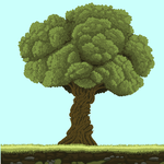 Tree by pixelroar