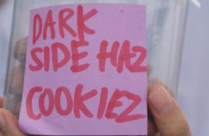 Teh dark side haz cookiez by Lite-Angelz