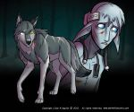 The Wolf and the Oracle by DarkWhiteComic
