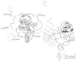 Wario Fart by YoshiMan1118