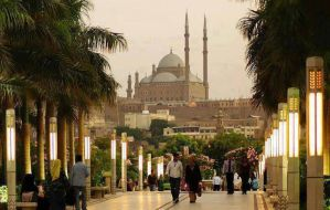 Mosque by lilipads