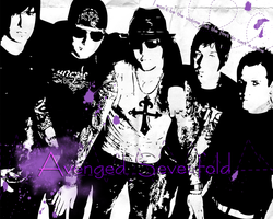 Avenged Sevenfold Wallpaper by dreamyvale
