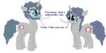 Thinktank and Overthought by nullpony-exception