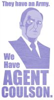 Agent Coulson Blue by TheNoirGuy