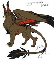 Gryphon Slade 2012 by gryphonslade