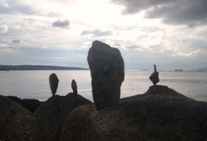BALANCED STONES 35 by JJShaver