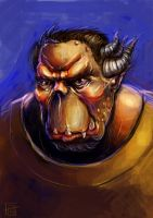 The Ogre by SirIce