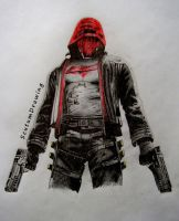 Red Hood by Scutum20