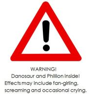 Danisnotonfire and AmazingPhil Door Sign Print-Out by Gerards21Guns