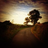 The road to my past. by RickHaigh