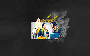 Robert Kubica Wallpaper by randomflowers