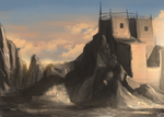 Old Fortress by TomTC