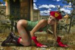 Me as Cammy 2 by cosplayerotica