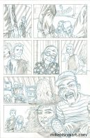 Goosebumps pencils 2 by Maxahiss