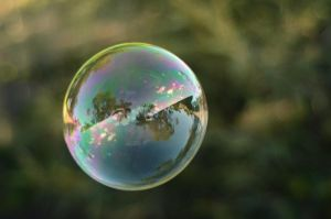 my world in a bubble. by Shutter-Shooter